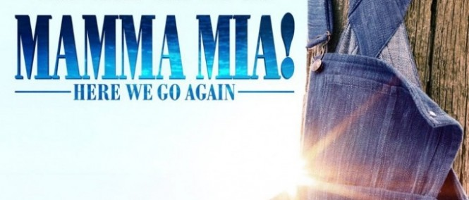 První trailer: Mamma Mia: Here We Go Again!