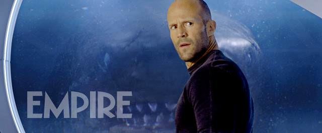 Jason Statham ve filmu Meg: A Novel of Deep Terror / The Meg