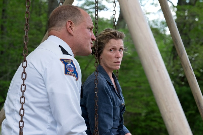 Fotografie z filmu Tři billboardy kousek za Ebbingem / Three Billboards Outside Ebbing, Missouri