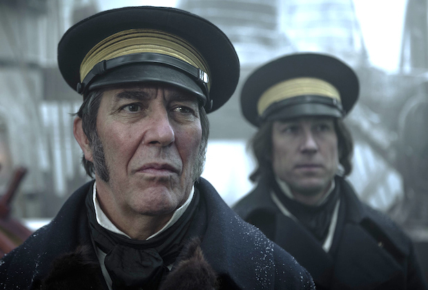 Ciarán Hinds ve filmu  / The Terror