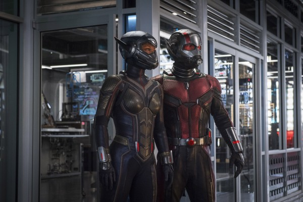 Evangeline Lilly, Paul Rudd ve filmu  / Ant-Man and the Wasp