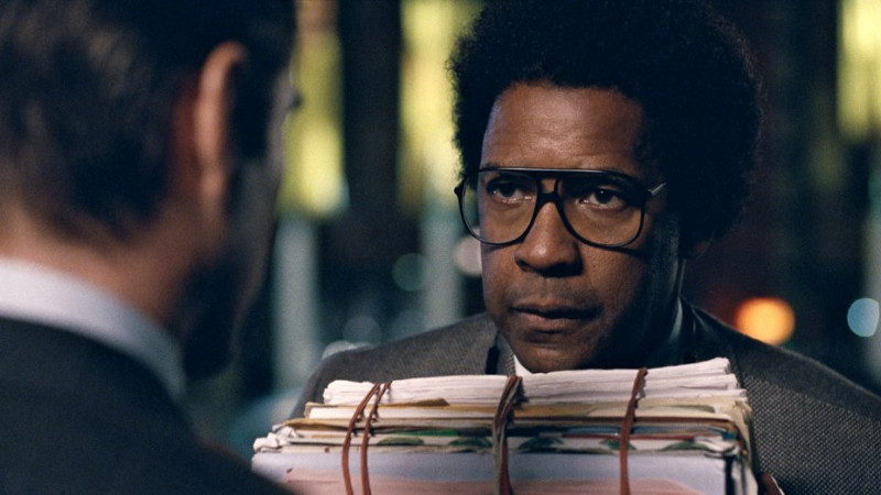 Denzel Washington ve filmu  / Roman J. Israel, Esq.