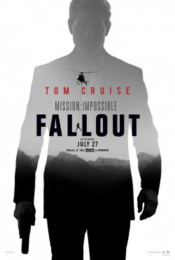 Mission: Impossible - Fallout - 2018