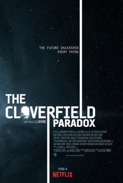 The Cloverfield Paradox - 2018