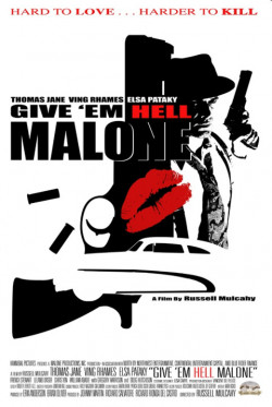Plakát filmu Cesta do pekla / Give 'em Hell Malone