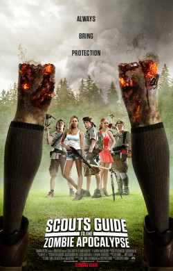 Scouts Guide to the Zombie Apocalypse - 2015