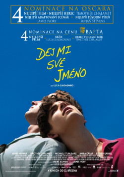 Call Me by Your Name - 2017