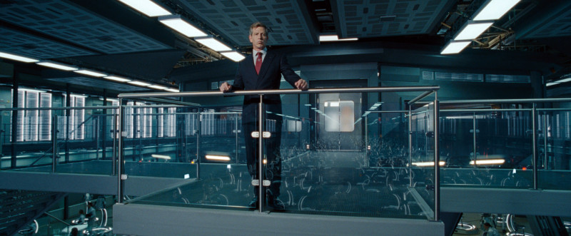 Ben Mendelsohn ve filmu Ready Player One: Hra začíná / Ready Player One
