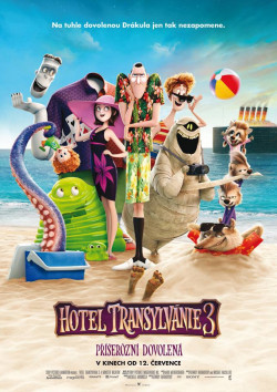 Hotel Transylvania 3: A Monster Vacation - 2018
