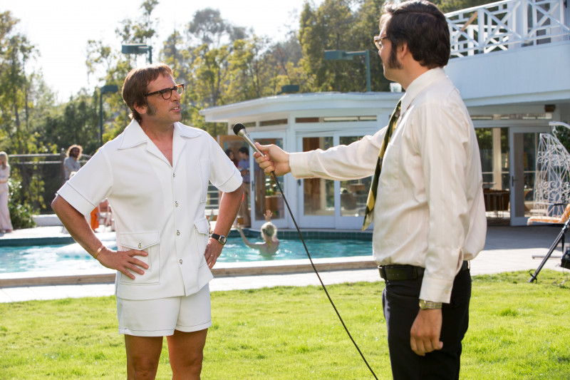 Steve Carell ve filmu Souboj pohlaví / Battle of the Sexes