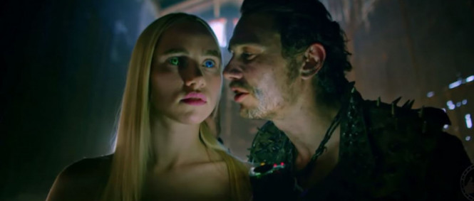James Franco v traileru postapo thrilleru Future World