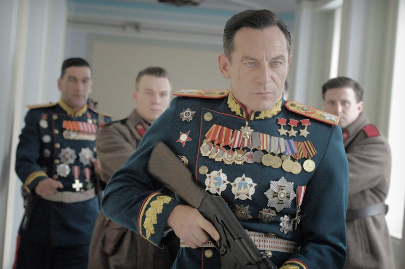 Jason Isaacs ve filmu Ztratili jsme Stalina / The Death of Stalin
