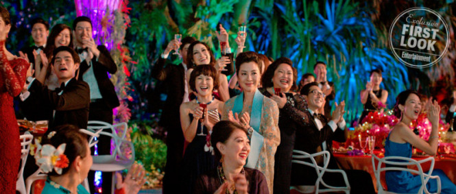 Crazy Rich Asians: trailer nové komedie