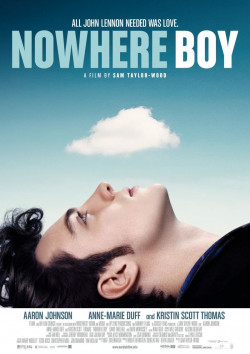 Plakát filmu Nowhere Boy / Nowhere Boy