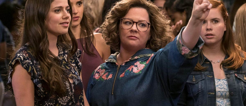 Melissa McCarthy ve filmu  / Life of the Party