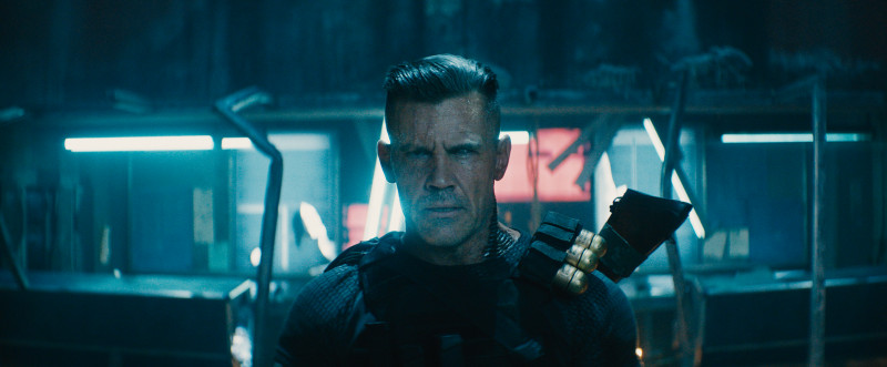 Josh Brolin ve filmu Deadpool 2 / Deadpool 2