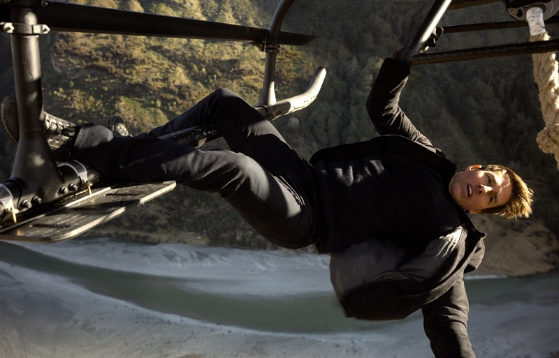 Tom Cruise ve filmu Mission: Impossible - Fallout / Mission: Impossible - Fallout