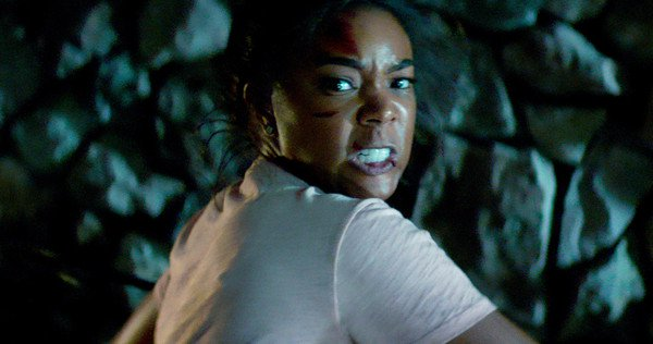 Gabrielle Union ve filmu  / Breaking In