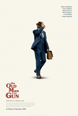 The Old Man & the Gun - 2018