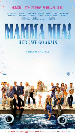Mamma Mia: Here We Go Again! - 2018