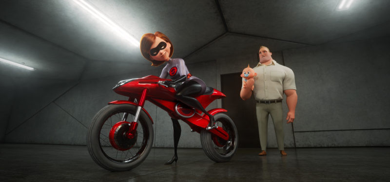 Fotografie z filmu Úžasňákovi 2 /  The Incredibles 2