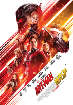 Ant-Man a Wasp - 2018