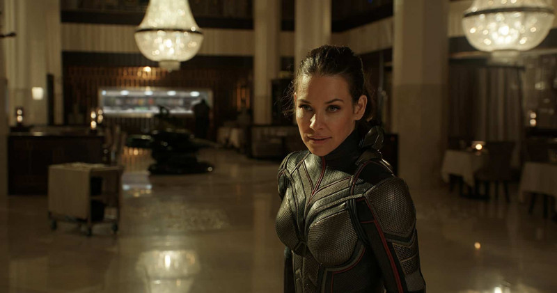 Evangeline Lilly ve filmu Ant-Man a Wasp / Ant-Man a Wasp
