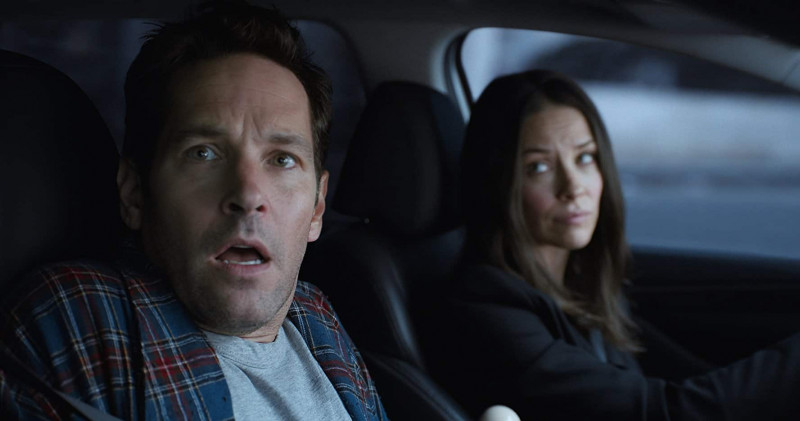 Evangeline Lilly, Paul Rudd ve filmu Ant-Man a Wasp / Ant-Man a Wasp