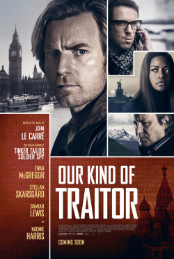 Our Kind of Traitor - 2016