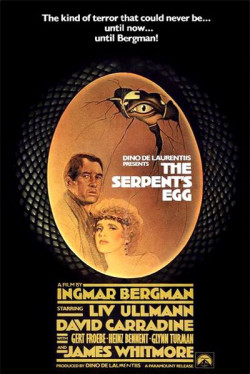 The Serpent's Egg - 1977
