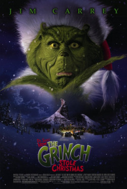 Plakát filmu Grinch / How the Grinch Stole Christmas