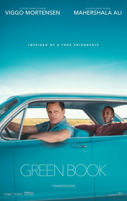 Plakát filmu  / Green Book