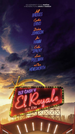 Bad Time at the El Royale - 2018