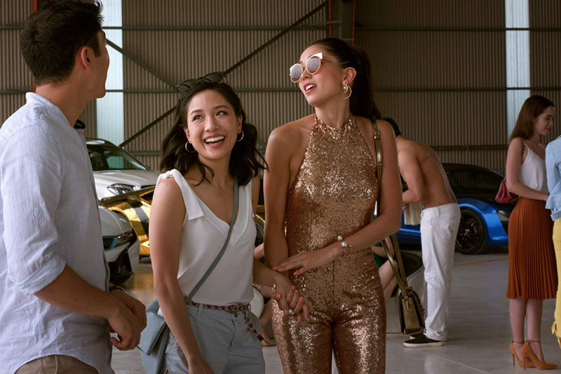 Fotografie z filmu Šíleně bohatí Asiati / Crazy Rich Asians