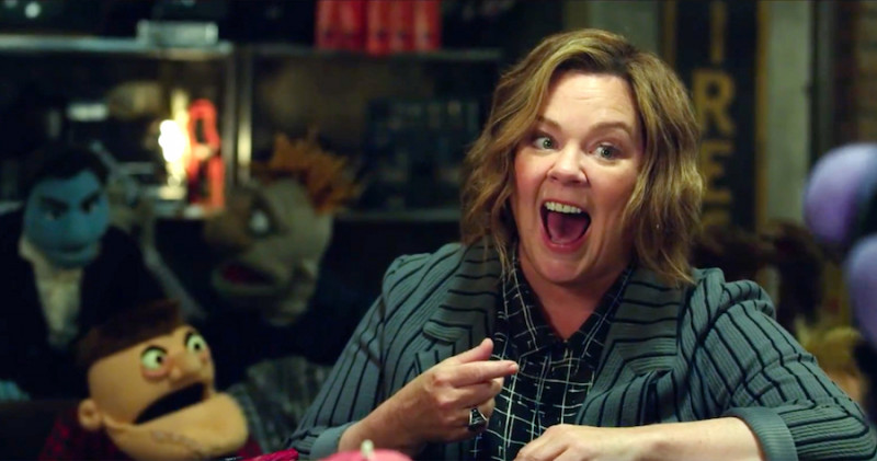 Melissa McCarthy ve filmu  / The Happytime Murders