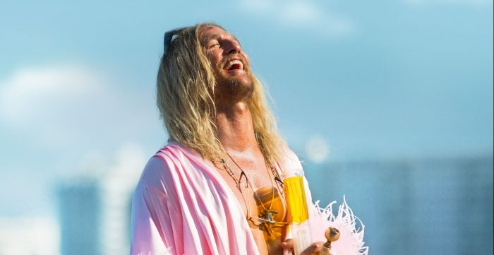 Matthew McConaughey ve filmu  / The Beach Bum