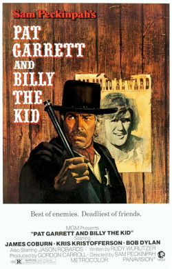 Plakát filmu Pat Garrett a Billy Kid / Pat Garrett & Billy the Kid