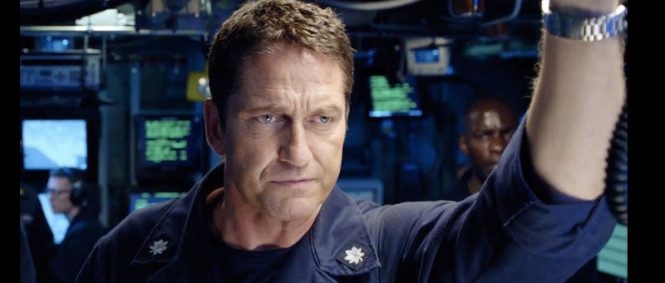 Trailer: Gerard Butler v akčním filmu Hunter Killer