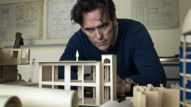 Matt Dillon ve filmu Jack staví dům / The House That Jack Built