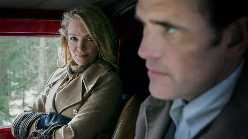 Uma Thurman ve filmu Jack staví dům / The House That Jack Built