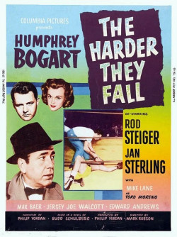 The Harder They Fall - 1956