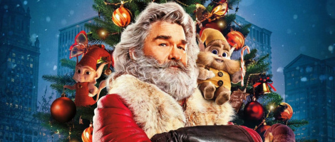 Kurt Russell jako Santa Claus v The Christmas Chronicles