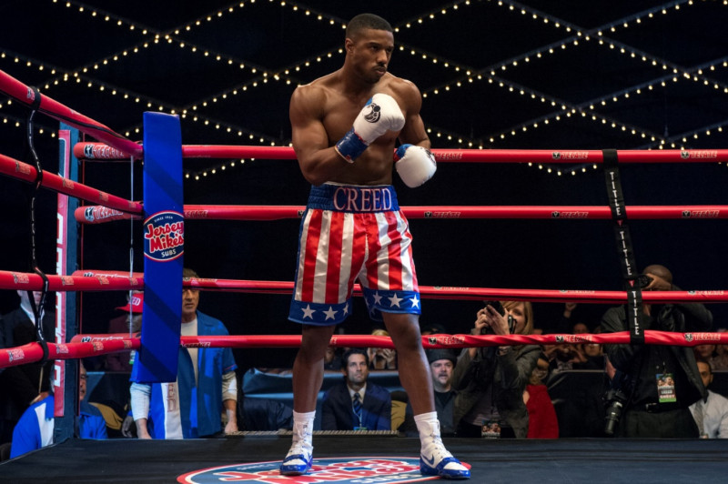 Michael B. Jordan ve filmu Creed II / Creed II