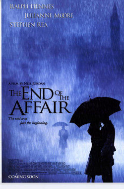 Plakát filmu Hranice lásky / The End of the Affair