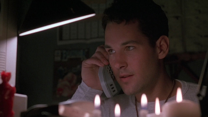 Paul Rudd ve filmu Halloween: Prokletí Michaela Myerse / Halloween: The Curse of Michael Myers