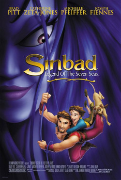 Sinbad: Legend of the Seven Seas - 2003
