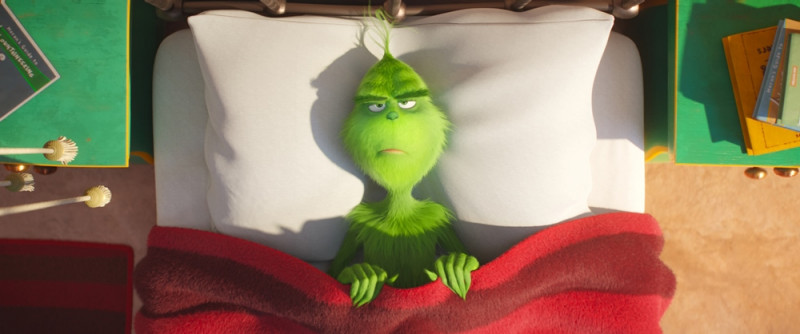 Fotografie z filmu Grinch / The Grinch