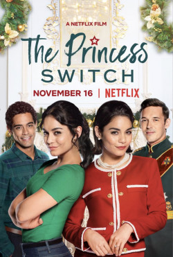 The Princess Switch - 2018