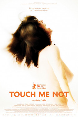 Plakát filmu Touch Me Not / Touch Me Not