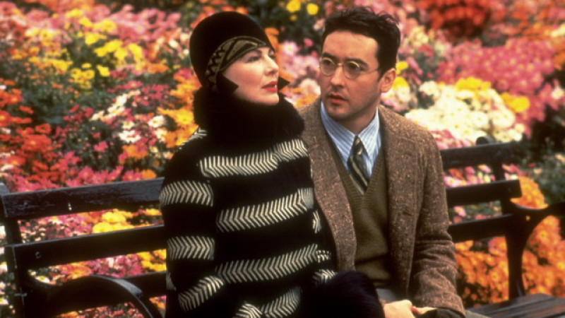 Dianne Wiest, John Cusack ve filmu Výstřely na Broadwayi / Bullets Over Broadway